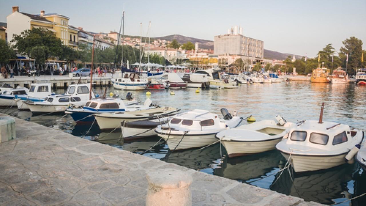 Crikvenica - Rivijera Crikvenica, plaže i smještaj u Crikvenici