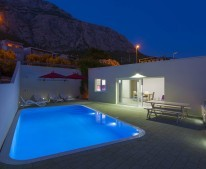 Villas Klarisa with heated pool