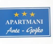 Apartments Ante-Gojko Grebaštica