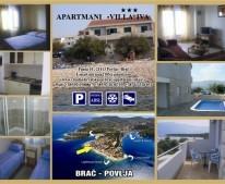 Apartments Apartmani vila Iva Povlja