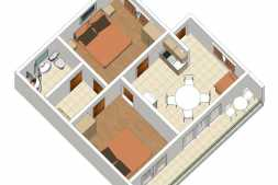 Apartmani Klara