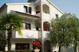 Apartmány Villa Matić
